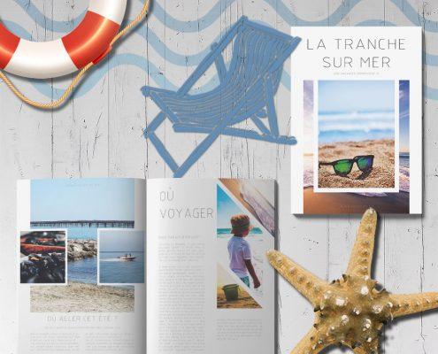 Création magazine, devis gratuit - Hervé Roux, Infographiste Print & Web