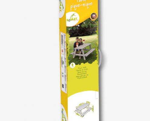 Conception de packagings sur mesures, pas cher - Hervé Roux, Infographiste Print & Web en Freelance, en Vendée, Deux-Sèvres