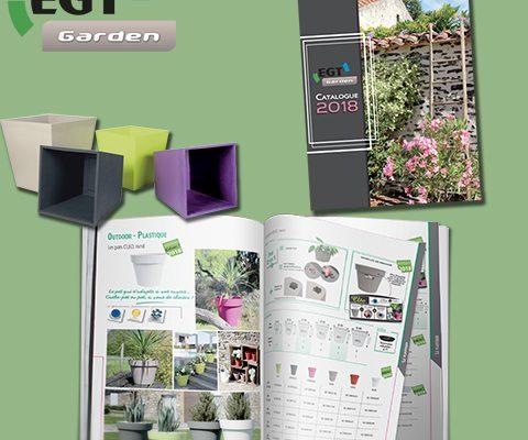Catalogue produits EGT Garden, Vendée, Pays de La Loire