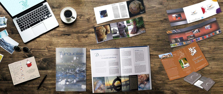 Infographiste Print & Web en Vendée